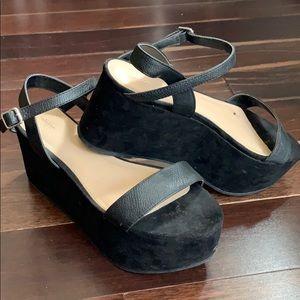 Zara Flatform Sandals